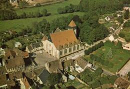 DPT 45 COURTENAY L'Eglise Saint-Pierre Et Saint-Paul - Courtenay