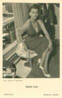 Carte Photo  -  Sophia Loren  , Actrice       E811 - Acteurs