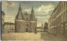 Belgie - Belgique - Malines - Mechelen -  Porte De Bruxelles - Mechelen