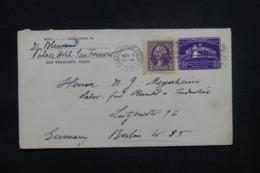 ETATS UNIS - Entier Postal + Complément De San Francisco Pour Berlin En 1932 - L 43160 - 1921-40