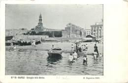 Italie - Napoli - Spiaggia Della Marina - Napoli