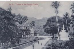 AO30 Temple Of The Sacred Tooth, Ceylon (Sri Lanka) - Sri Lanka (Ceylon)