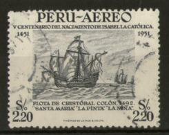 PERÙ-Yv. A° 115-N-12293 - Peru