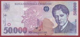 Roumanie 50000 Lei 1996 Dans L 'état Lot N °177 - Rumania