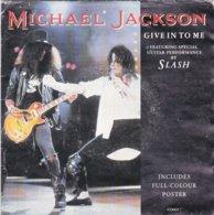 MICHAEL JACKSON - Give It To Me - Rock