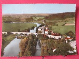 Visuel Très Peu Courant - 70 - Faverney - Le Pont Sur La Lanterne - Vue Aérienne - Scans Recto Verso - Other Municipalities