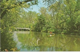 "CP Des Etats Unis "" SOMERSET COUNTY (New Jersey) - The DELAWARE & RARITAN CANAL 1973 "" - Etats-Unis"