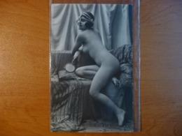 CPA - Femme Nue Décor Oriental / Nude Erotic Lady - érotique - Série 125 - édition Corona - Nus Adultes (< 1960)