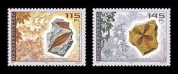 Hungary 2016 Mih. 5826/27 Hungary's Geological Treasures MNH ** - Hungría