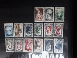 France 1950 Oblitere,  Cote 103€ - 1950-1959