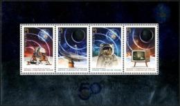 Australia (2019) - Block -  /  Espace - Space - Moon - Apollo - Astronaut - Asie