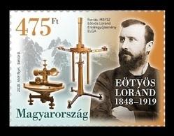 Hungary 2019 Mih. 6033 Physicist Lorand Eotvos MNH ** - Hungría