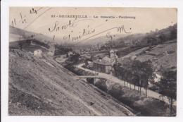 CP 12 DECAZEVILLE La Buscalie Faubourg - Decazeville