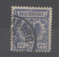 D.R.48aI,o,Attest Jäschke-L. - Gebraucht