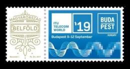 Hungary 2019 Mih. 5927XI ITU Telecom World 2019 In Budapest MNH ** - Hungary