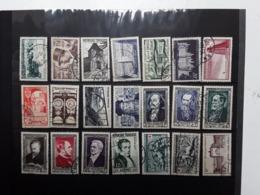 France 1952 Oblitere,  Cote 104€ - 1950-1959