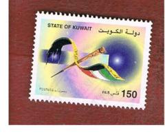 KUWAIT   -  MI 1703  - 2001  PRISONERS  - USED ° - Kuwait