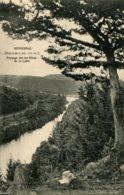 CPA - RETOURNAC - PAYSAGE SUR LES RIVES DE LA LOIRE - Retournac