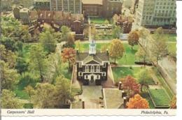 "CP Des Etats Unis "" PHILADELPHIE (Pennsylvanie) - Carpenter's Hall - Bicentennial Edition 1976 "" - Philadelphia"