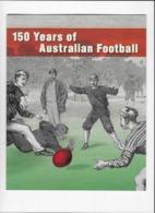 Pochette Football 10 Timbes - Australia