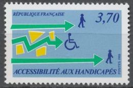 FRANCE - 1988 - Nr 2536 - NEUF - Nuevos