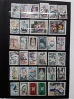 France 1963 Oblitere,  Cote 28€ - 1960-1969