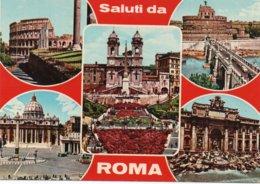 SALUTI DA ROMA-F.G - Saluti Da.../ Gruss Aus...