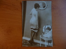 CPA - Femme Nue / Nude Erotic Lady - érotique - Série 617 JA - Nus Adultes (< 1960)