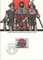 LIECHTENSTEIN Maximum Card 791 - Europa-CEPT