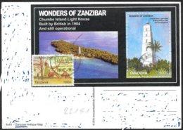 Tanzania/Tanzanie: Faro, Lighthouse, Phare - Fari