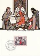 LIECHTENSTEIN Maximum Card 792 - Europa-CEPT