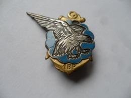 (Militaria - Marine, Troupes Aéroportées ???) - Insigne Drago G 2392 -  1 BP  (parachutistes) - Marine