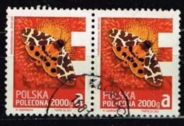 Polen 2013, Michel# 4642 O  Marken Für Einschreibebriefe E 2000 G - Used Stamps
