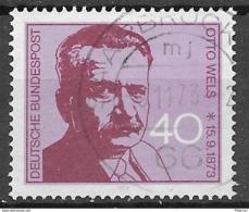 Germany/Bund Mi. Nr.: 780 Gestempelt  (brg73er) - BRD