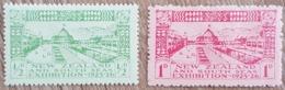 Nouvelle-Zélande - YT N°180, 181 - Exposition De Dunedin - 1925 - Neufs - 1907-1947 Dominion