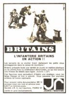 "PUB FIGURINES  "" BRITAINS ""  1963 ( 6 ) - Figurines"
