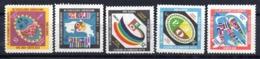 Serie  Nº A-291/5 Costa Rica - Costa Rica