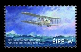 Ireland 2019 Mih. 2320 Aviation. First Non-Stop Transatlantic Flight Of Alcock And Brown MNH ** - Nuevos