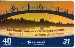 BRAZIL(Telemar) - Para Sao Paulo Use 031, 01/05, Used - Brésil