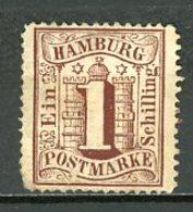 Allemagne Hambourg    Y&T   14   X    ---     Mi  11    - - Hamburg