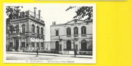 BLAYE Hôtel De Ville Et Caisse D'Epargne (Nouvelles Galeries) Gironde (33) - Blaye