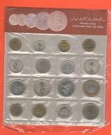 Iran Coins Set Persian16 Monete Diverse Different Cooins X Turisti X Tourist Anni '80 - Iran