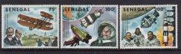 Senegal 1978, Space, Complete Set, MNH. Cv 5 Euro - Senegal (1960-...)