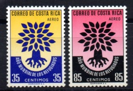Serie  Nº A-289/90  Costa Rica - Costa Rica