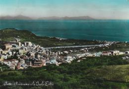 Sicilia - Messina - Patti - Panorama E Le Isole Eolie - - Messina
