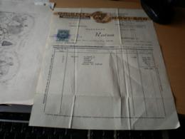 Novi Sad Orient Tvornica Papirnate Robe I Graficko Umetnicki Zavod - Facturas & Documentos Mercantiles