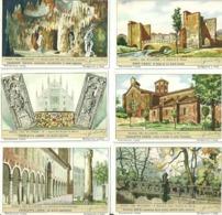"5411 "" FIGURINE LIEBIG-SERIE COMPLETA-ANGOLI DEL MILANESE "" - Liebig"