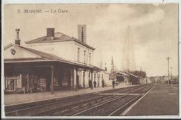 MARCHE - La Gare (Marche En Famenne) - Gares - Sans Trains