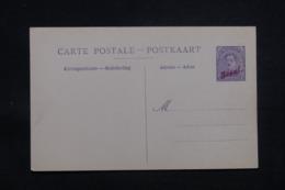 BELGIQUE - Entier Postal  Illustré Paquebot Non Circulé - L 43207 - Stamped Stationery