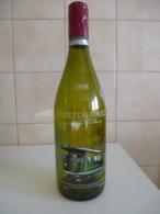 BOUTEILLE SERIGRAPHIE : CUVEE Du TRAMWAY (SAINT-ETIENNE) Côtes Du Forez 1998 - Vino